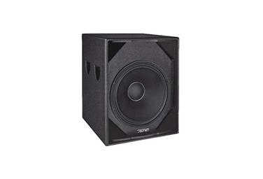 单15寸高效超低音
